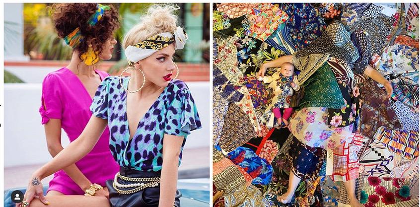 Sophie Fashion Mash Up Bits'n'Peaches