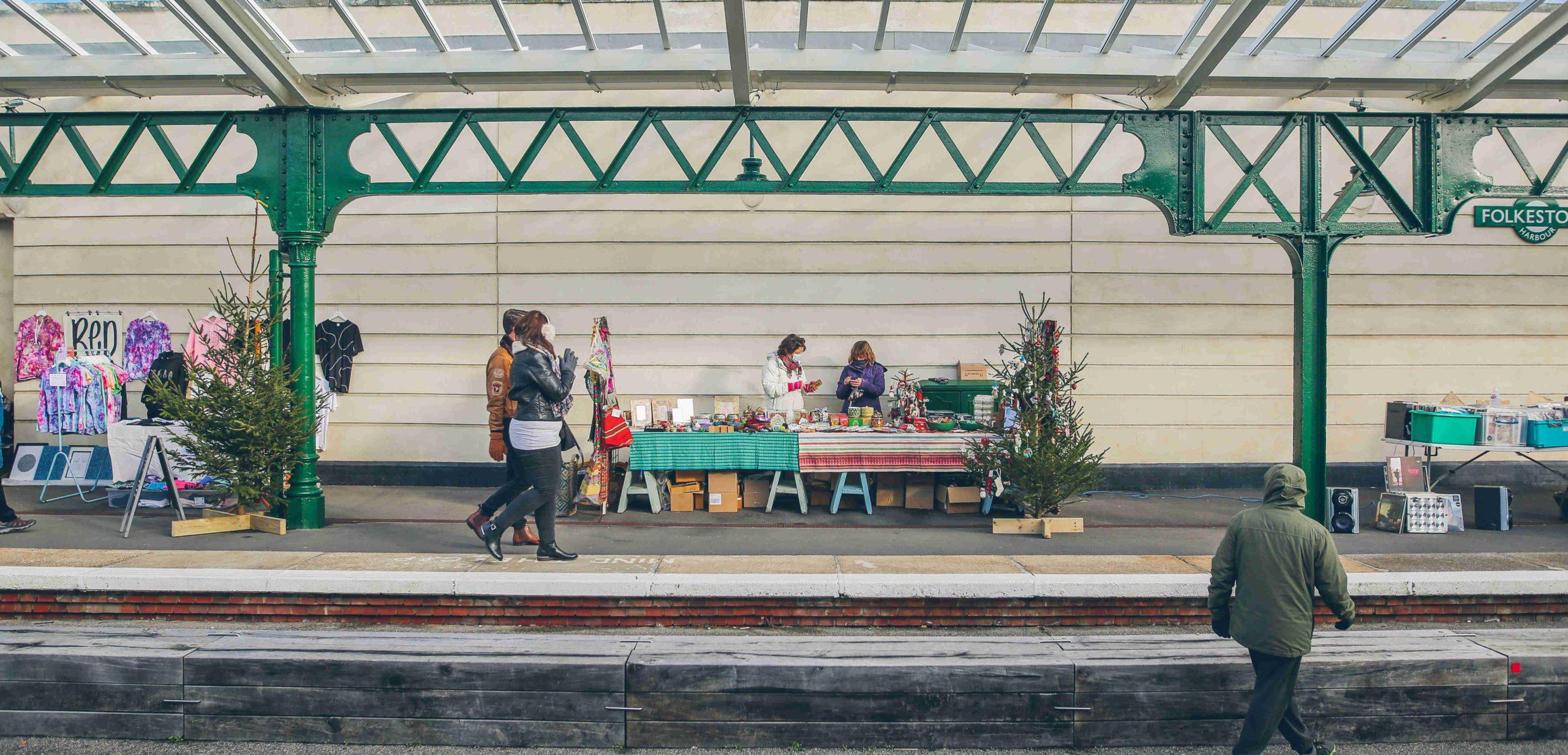 Harbour Marketplace Christmas 2020 Credit Victoria Cadisch