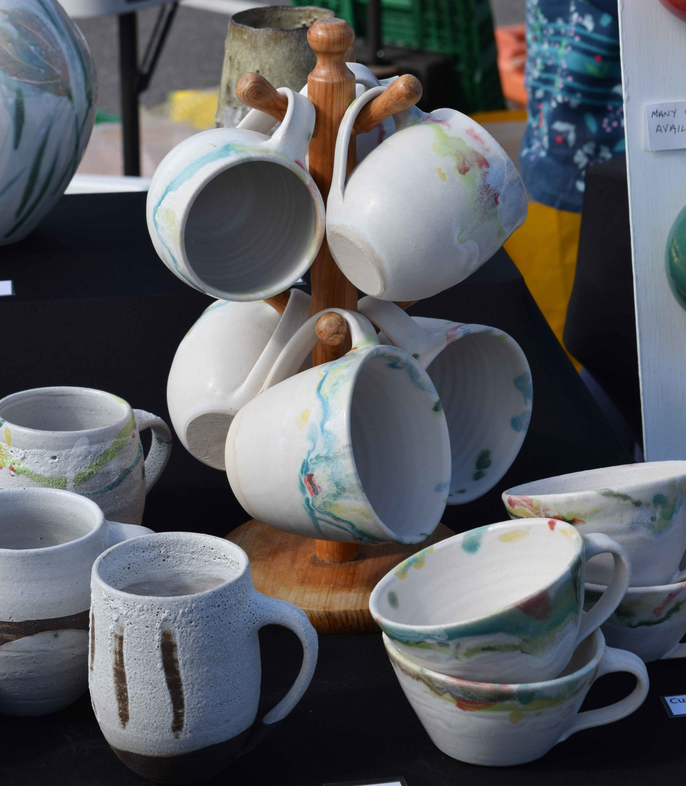 Harbour Marketplace Deryl Mugs