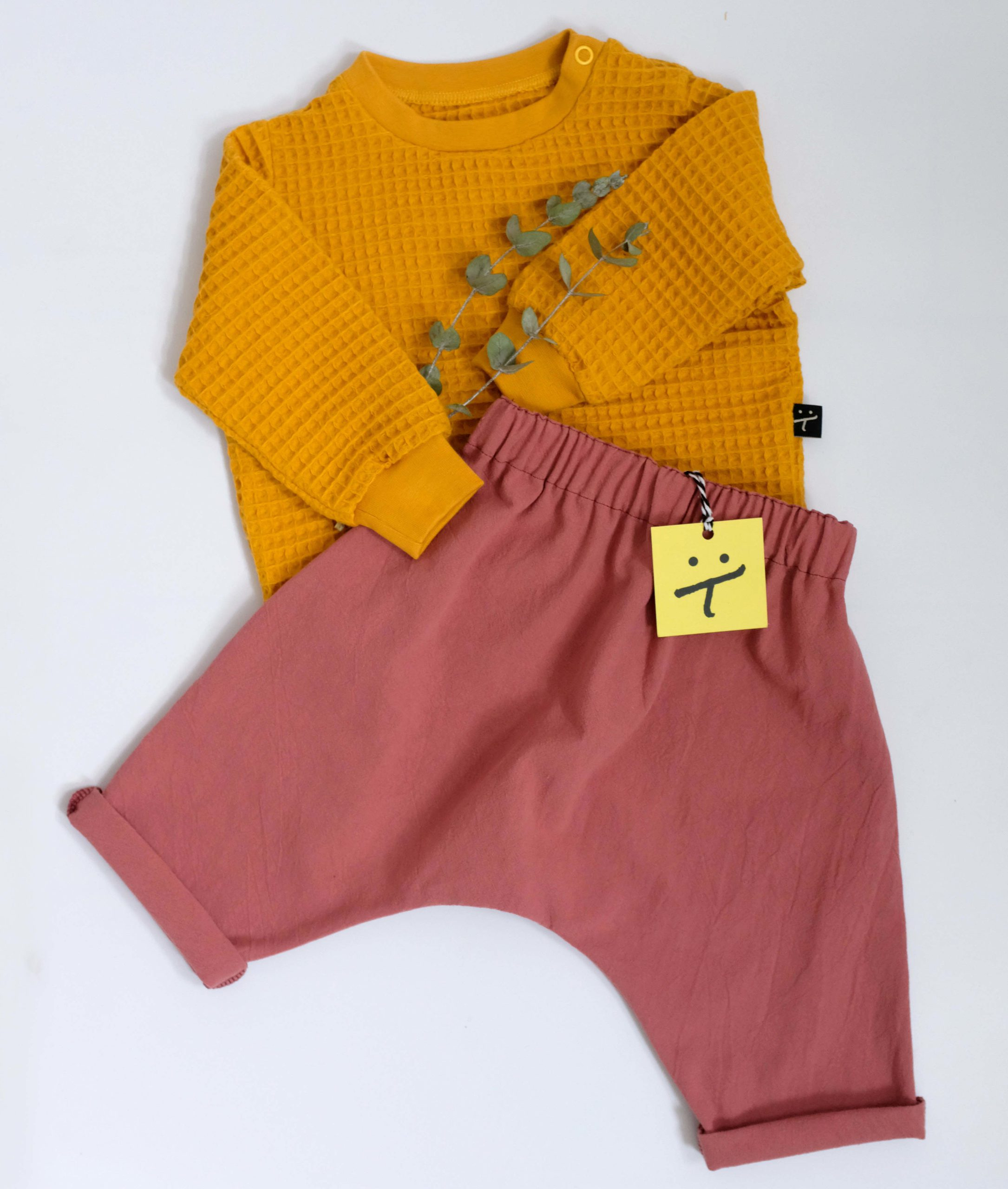 Tiny Garms Co Jumper and Trousers