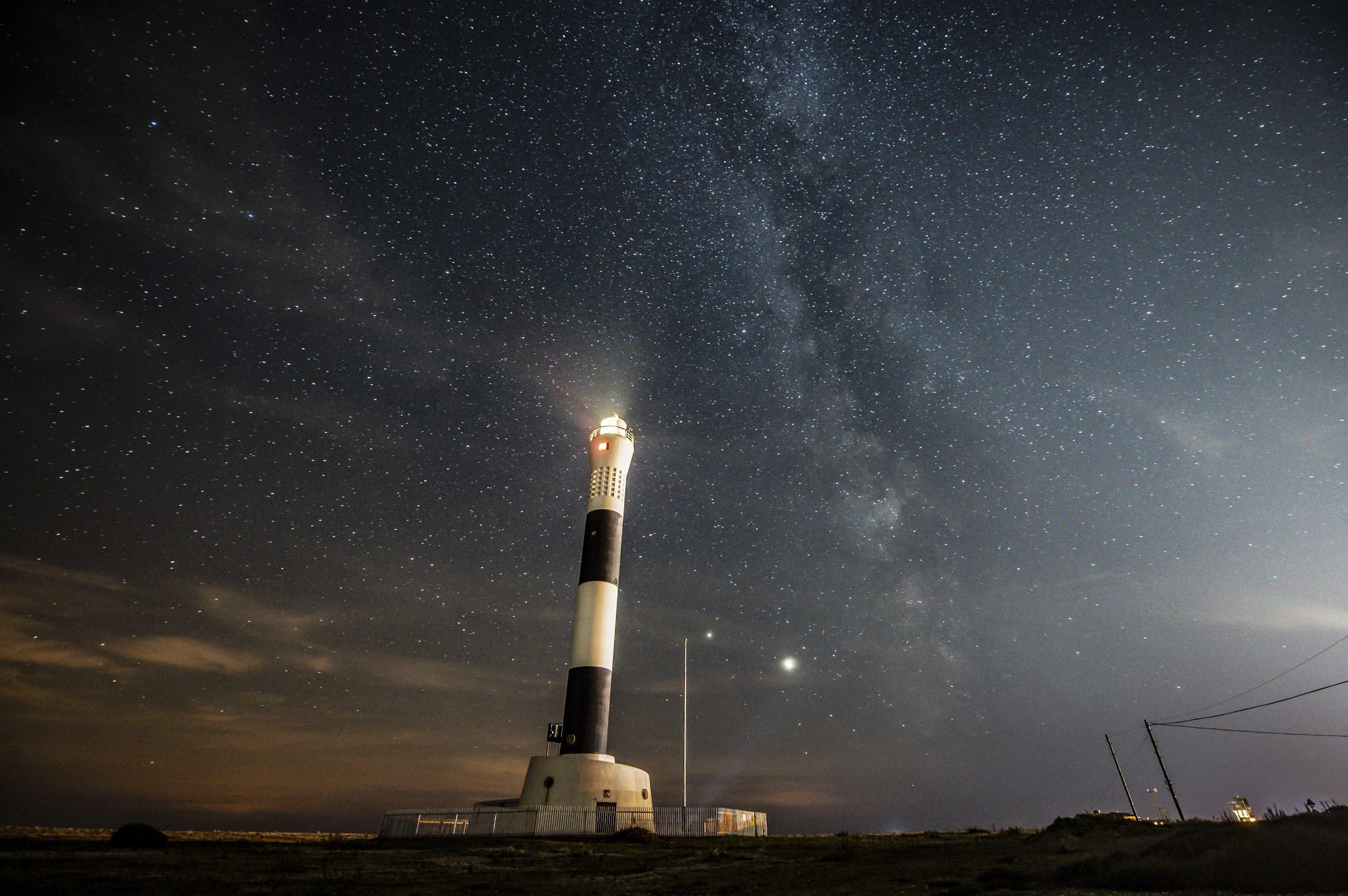 Dirk Seyfried Dungeness Lighthouse