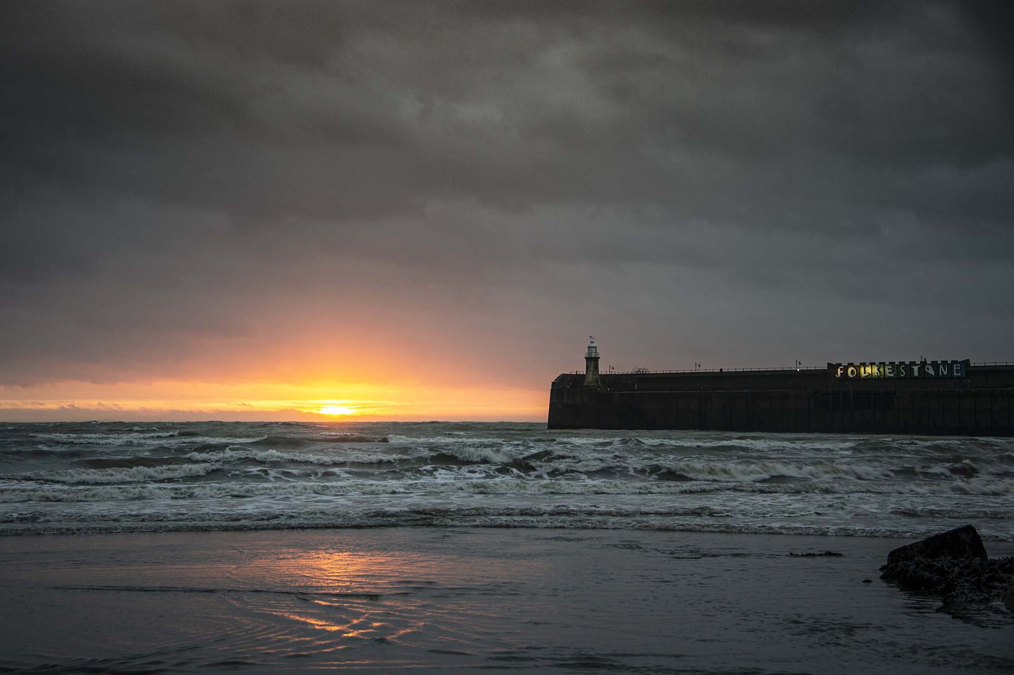 Sunrise Harbour Arm Dirk Seyfried