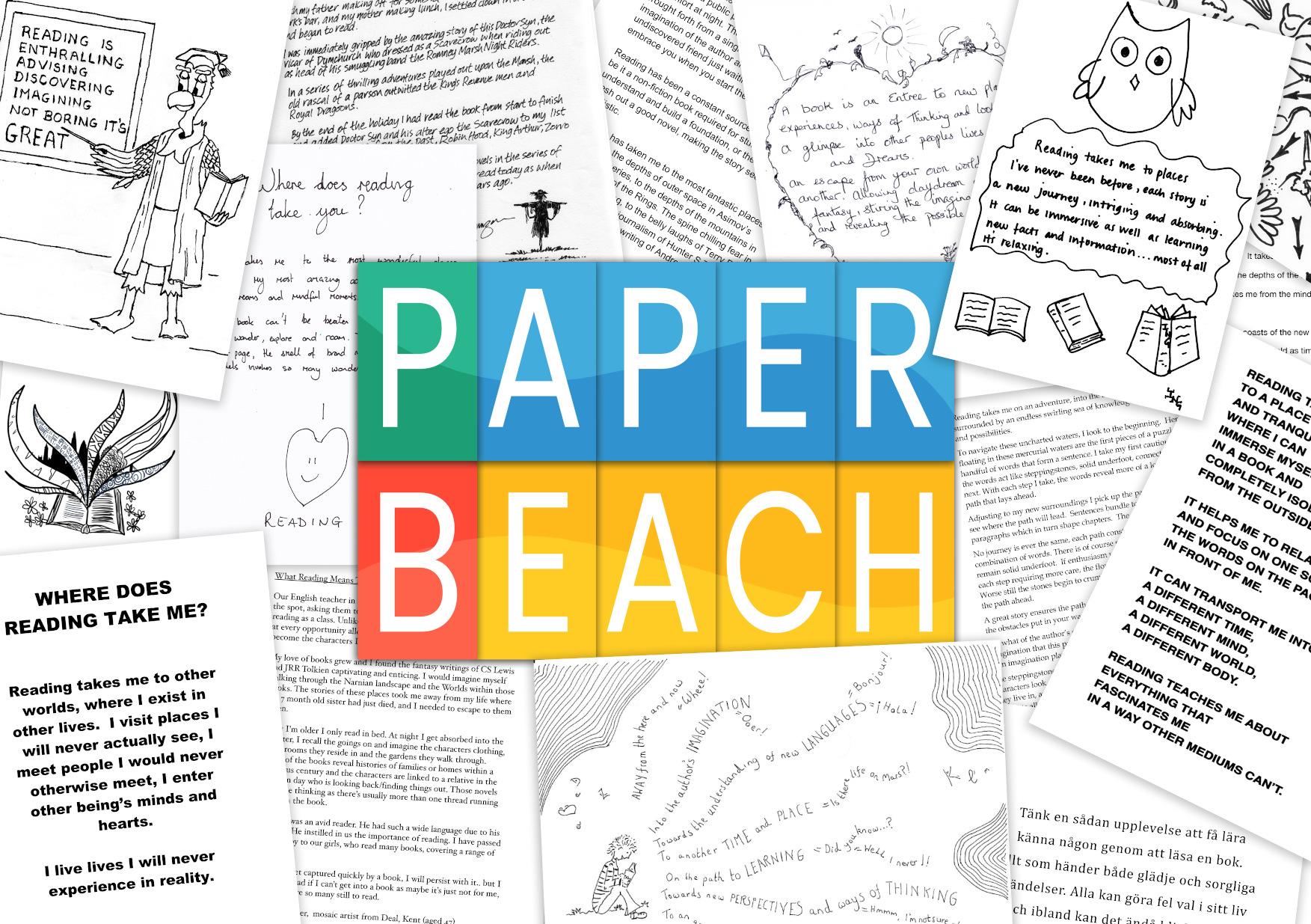 Paper Beach ECC
