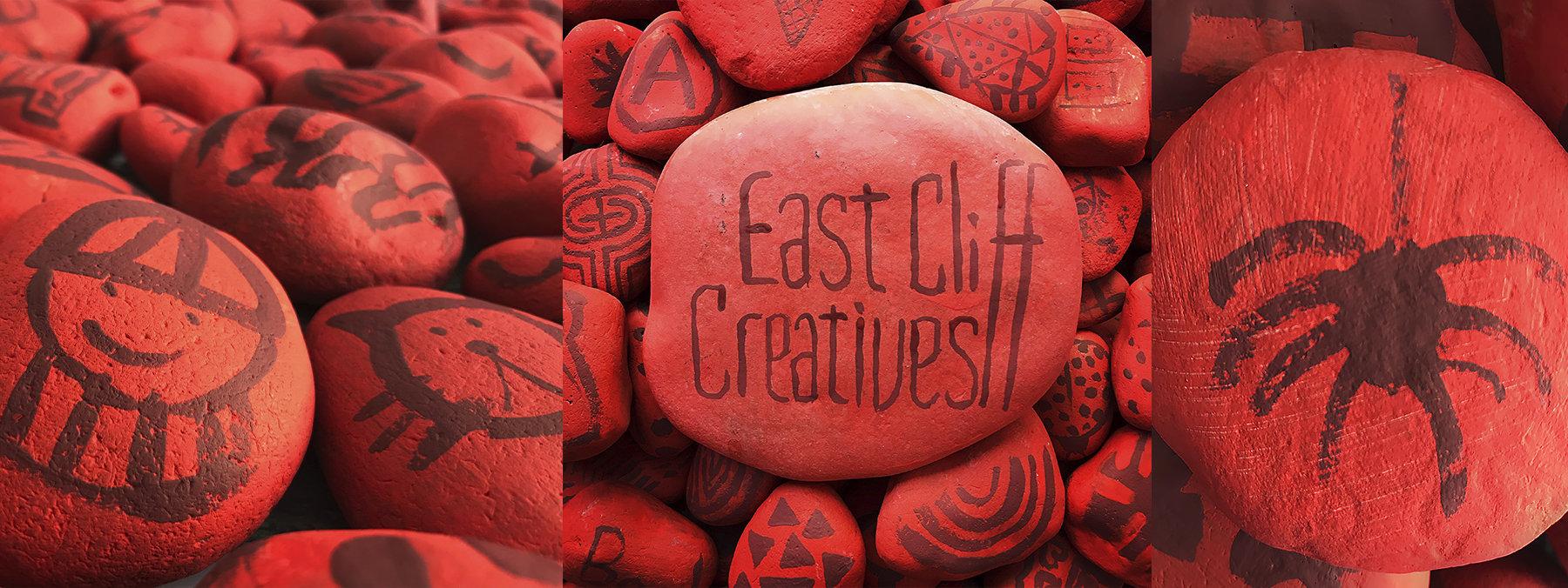 East Cliff Creatives Pebbles