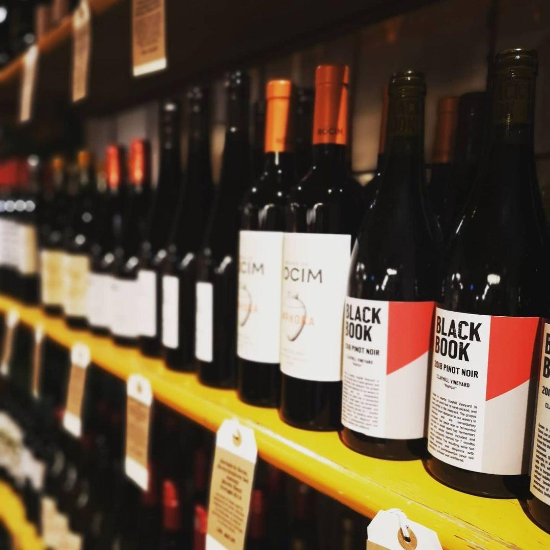Folkestone Food Market Wine