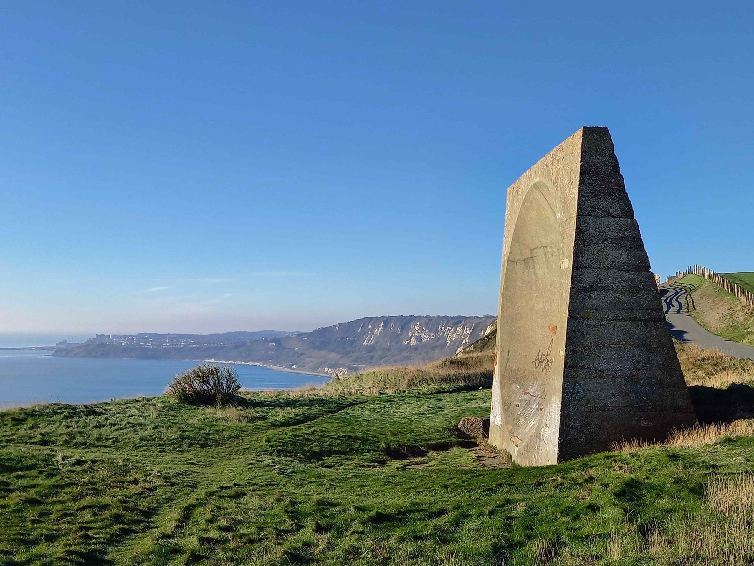 Sound Mirror Abbots Cliff