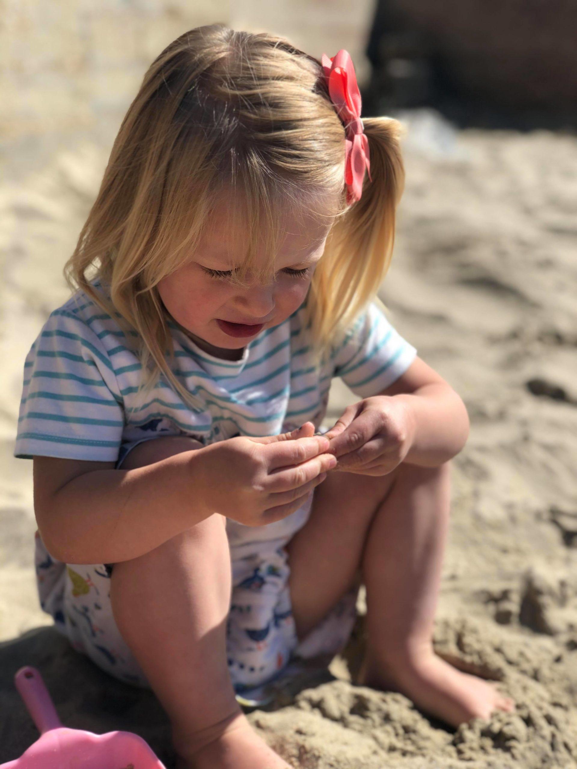 Beach inspection