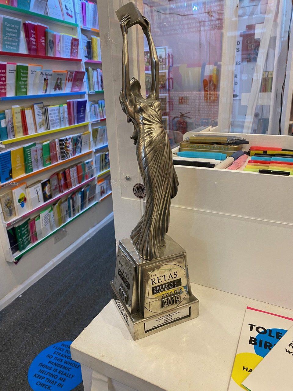 Award Winning Objectables