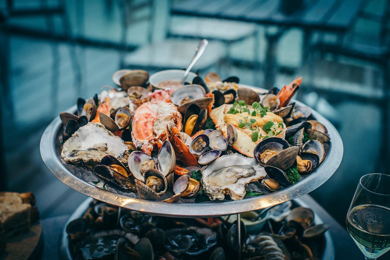 Rocksalt Shellfish Platter