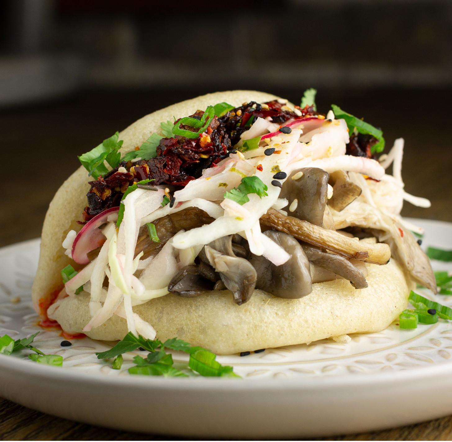 Bao Baron Mushroom Credit Daisy Wootton