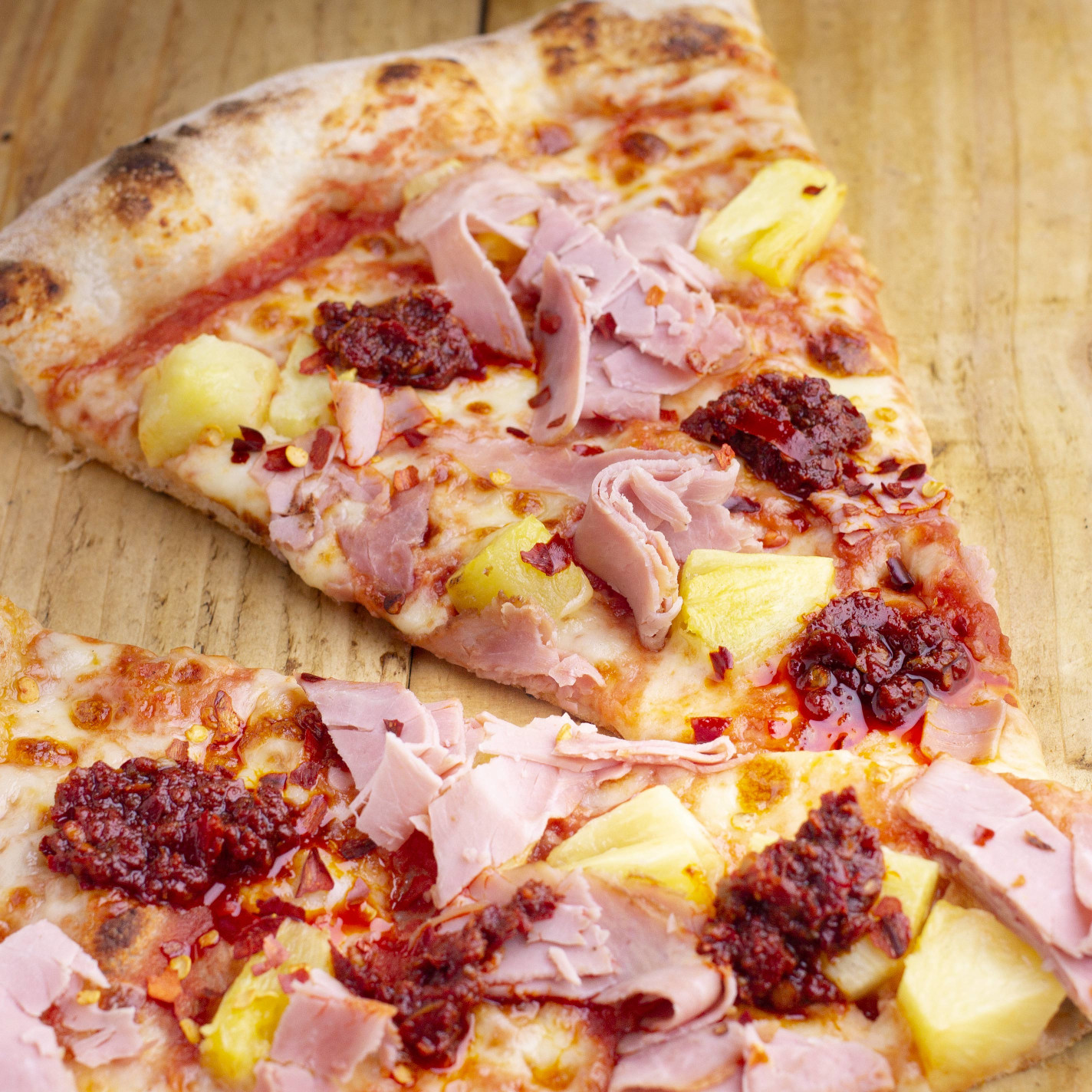 Ham and Pineapple