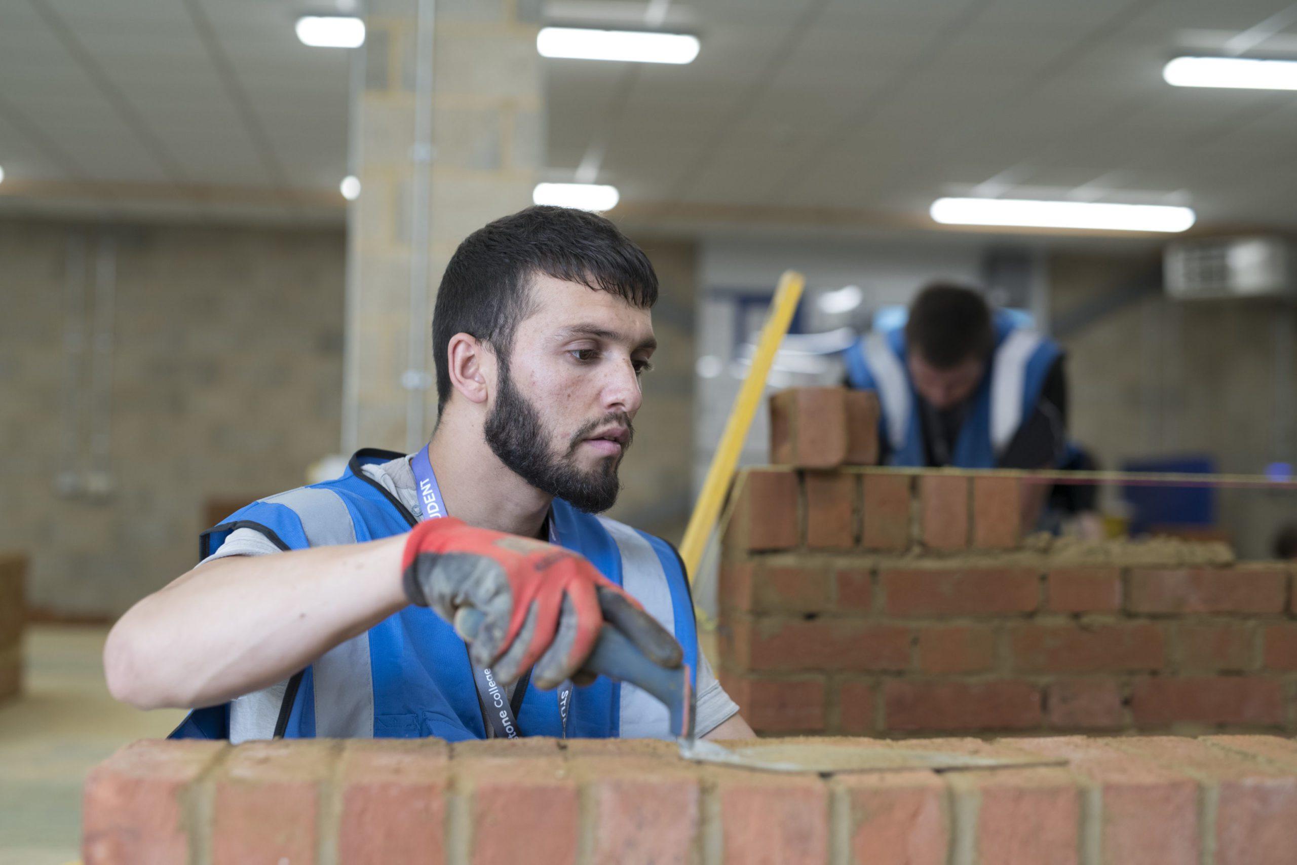 Construction Folkestone College