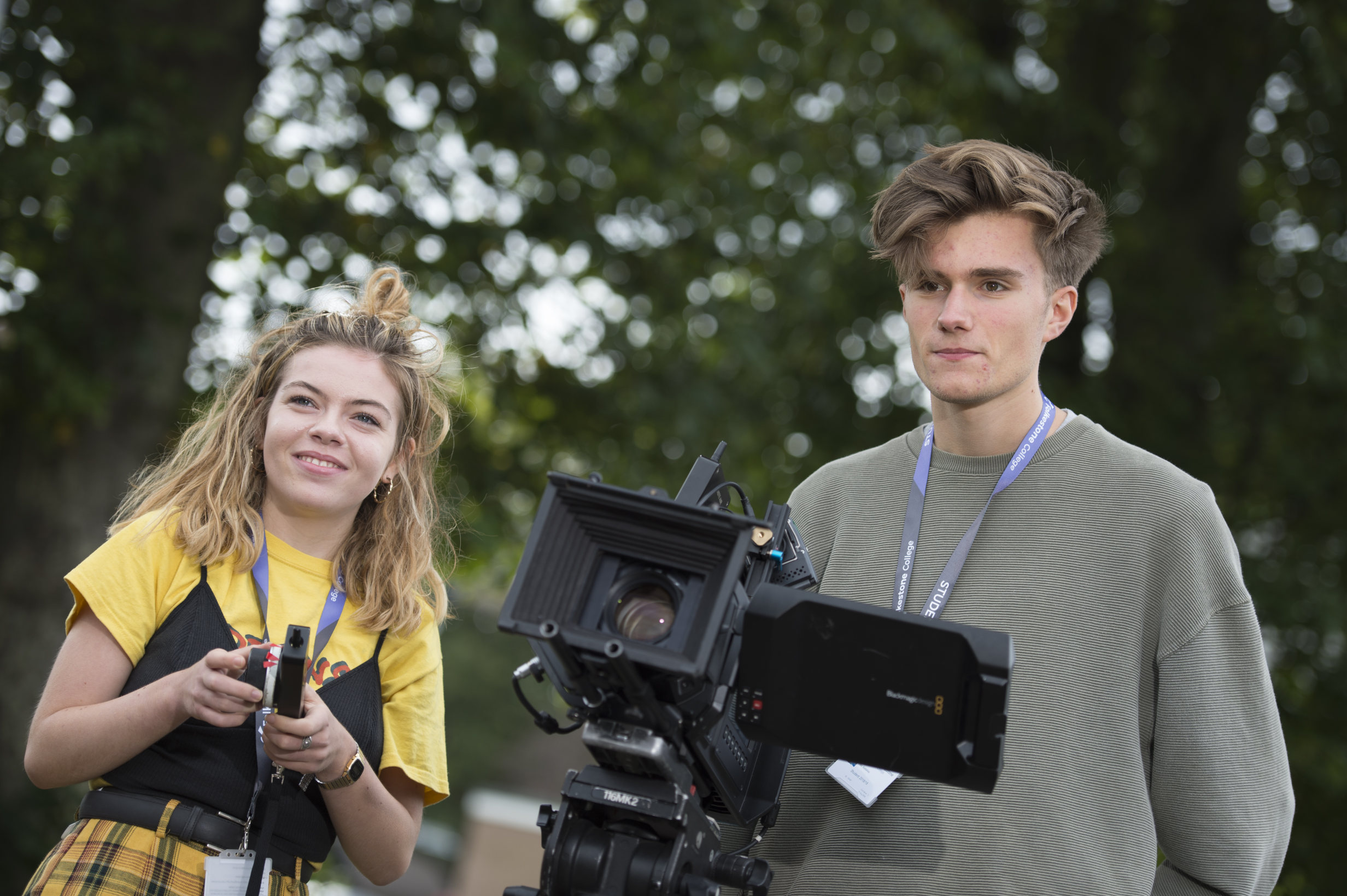 Media Folkestone College