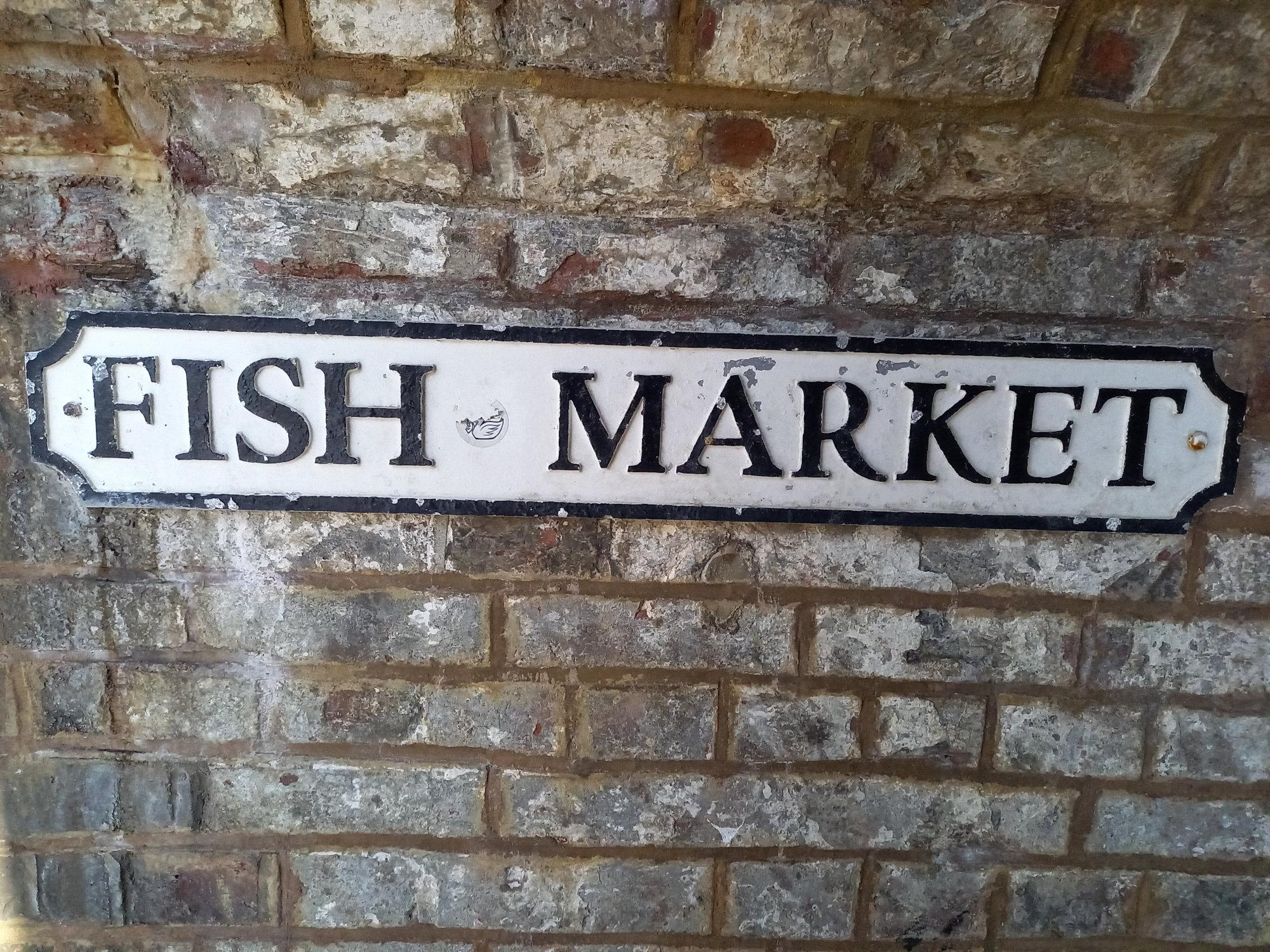 Fish Market Folkestone