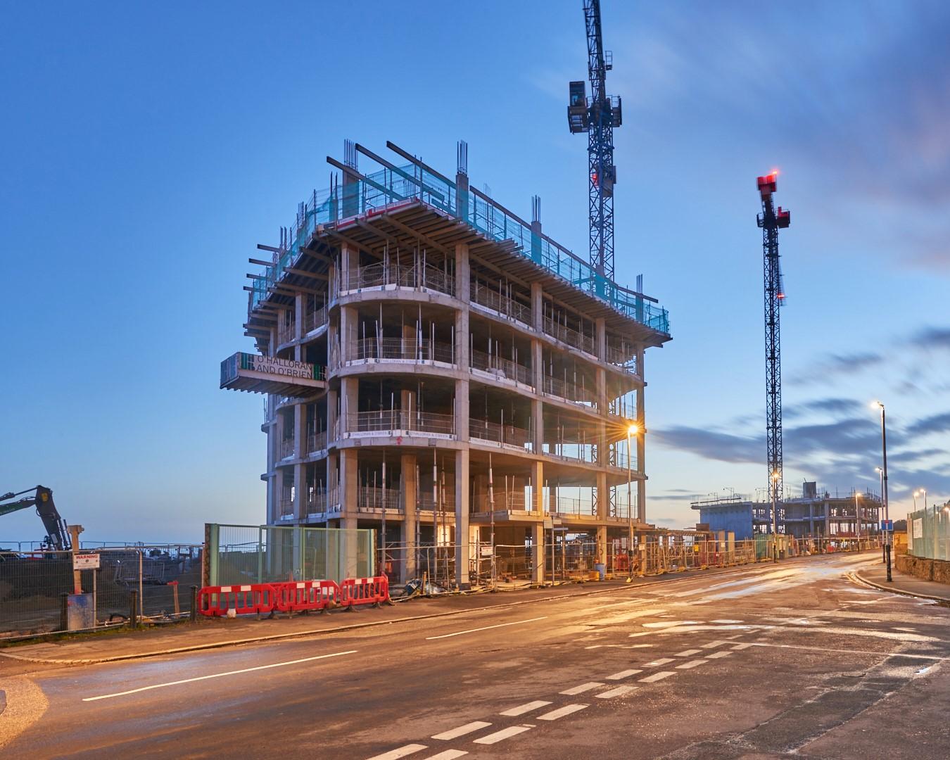 Seafront Development Eastern Block