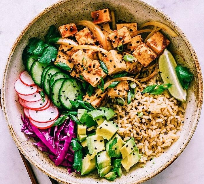 Tofu A Hui Hou Poke Bowls