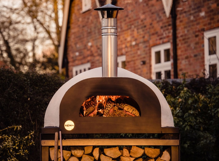 Pizza Oven Barney And The Pizza