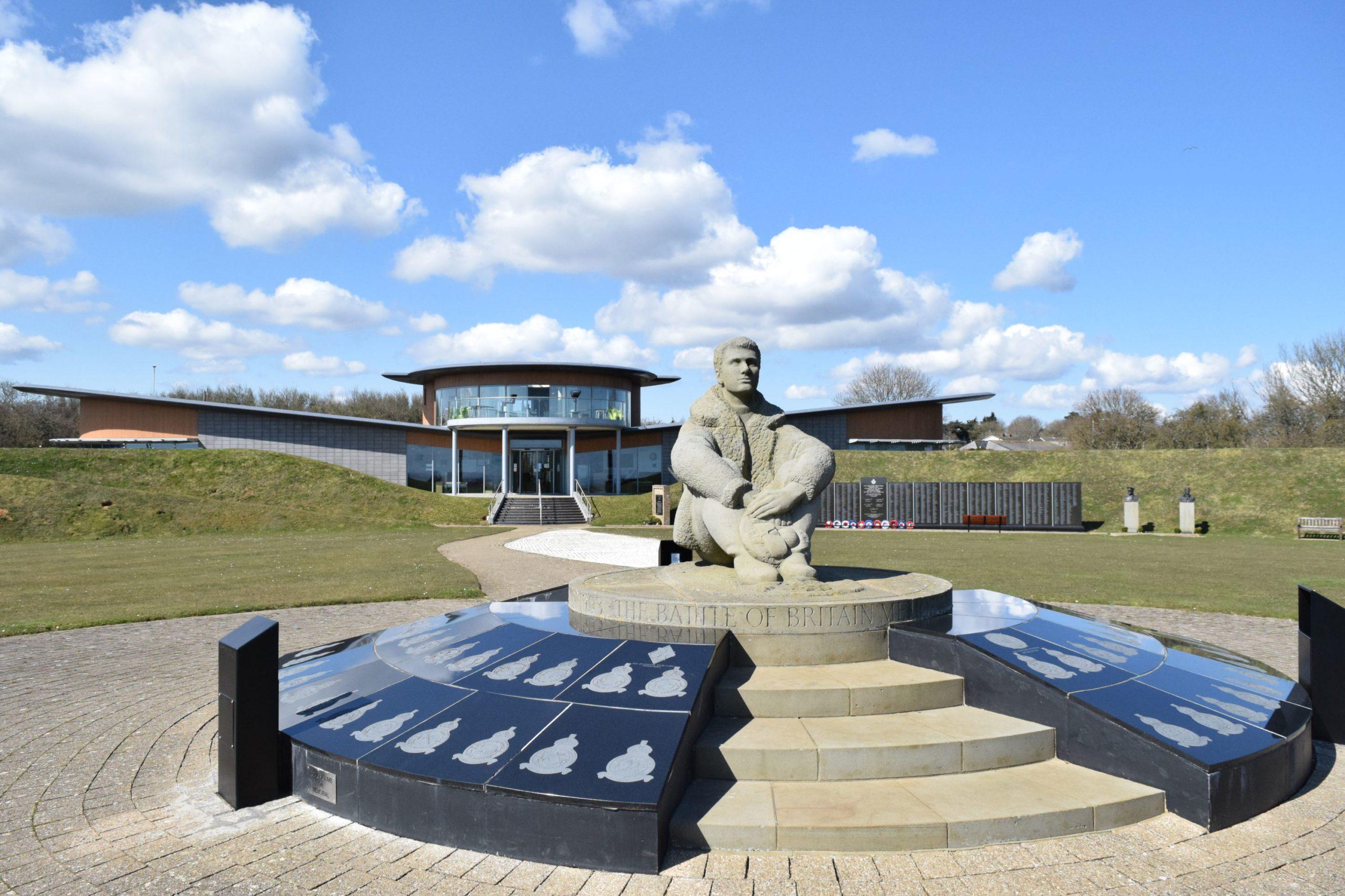 Battle of Britain Memorial and Wing Museum