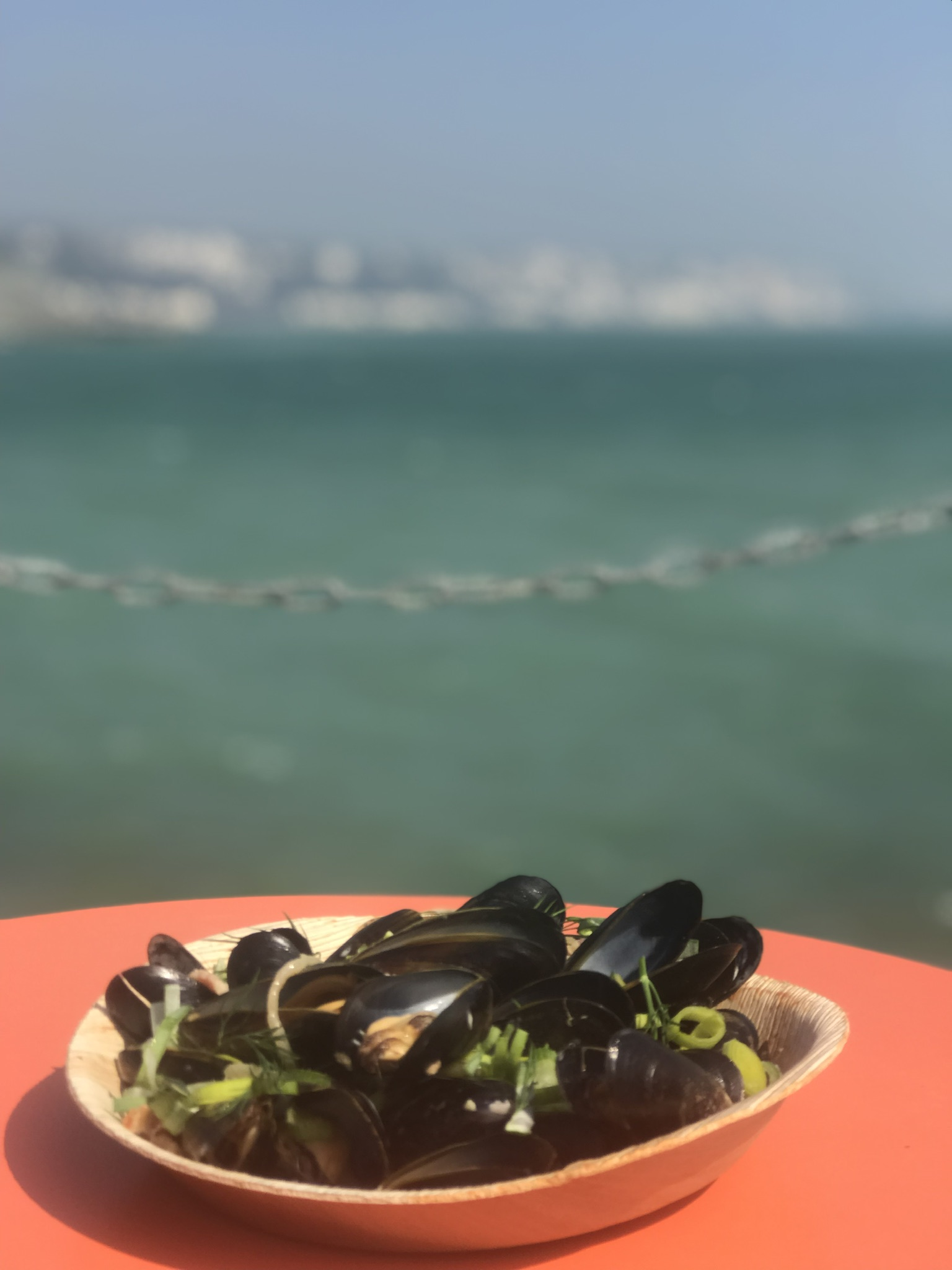 Moules on The Arm