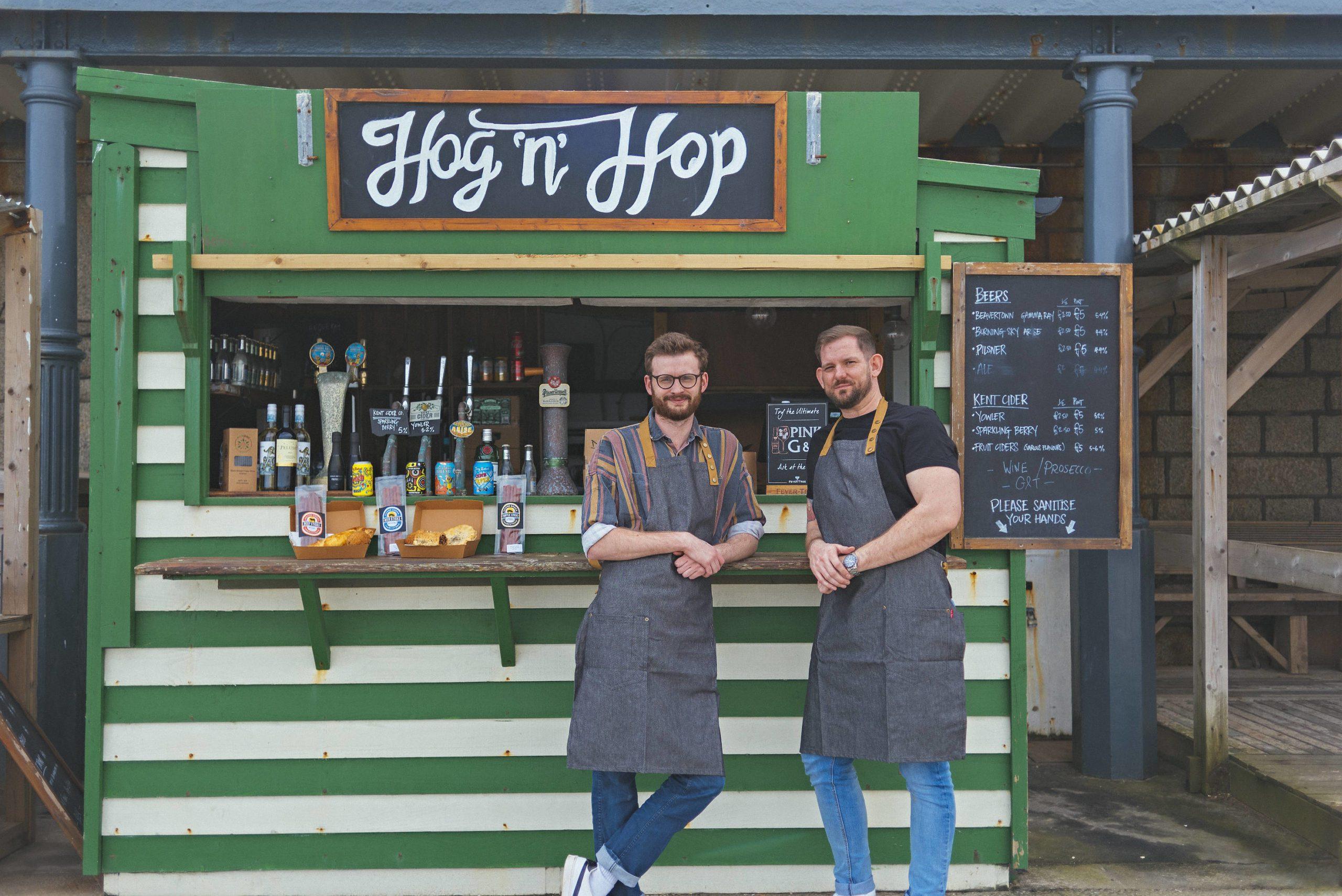 Hog and Hop