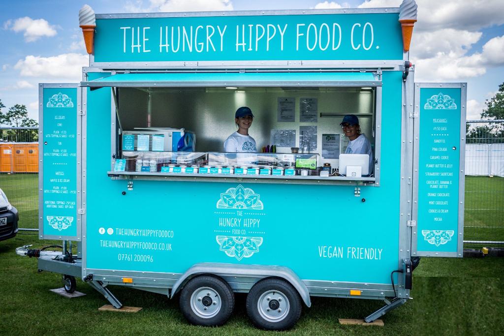 Hungry Hippy Van