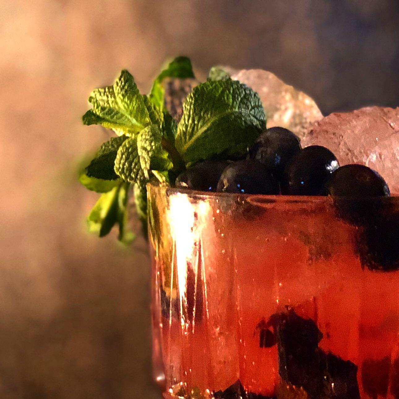 Wild Box decadent cocktail