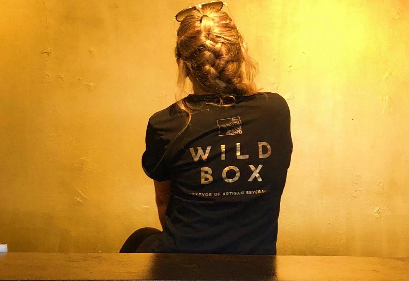 Wild Box t shirt