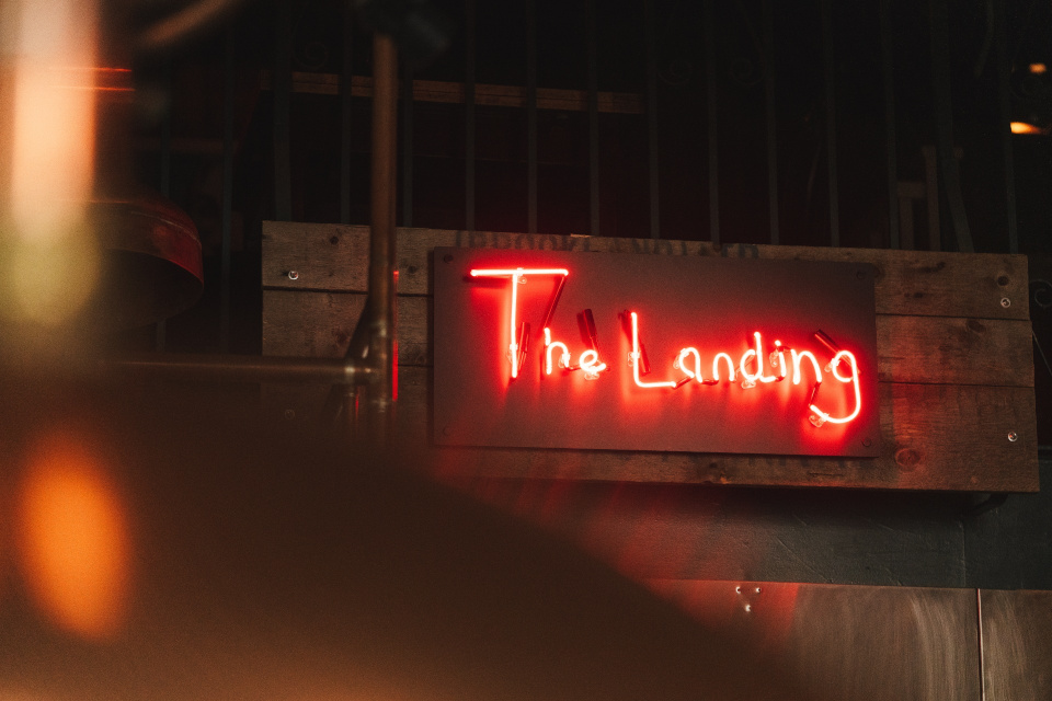 The Landing at The Radnor Arms