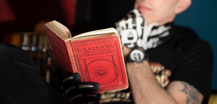 Speedway Folkestone Book