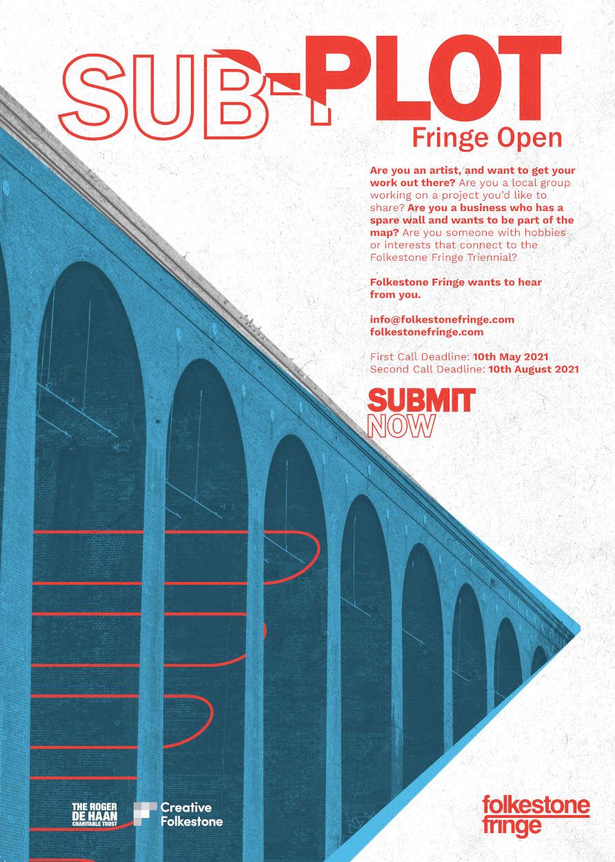 Sub Plot Fringe Poster