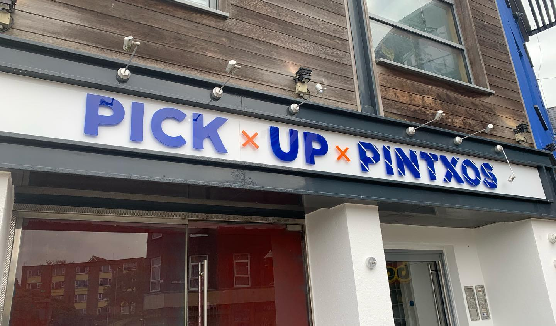 Pick Up Pintxos Restaurant Front
