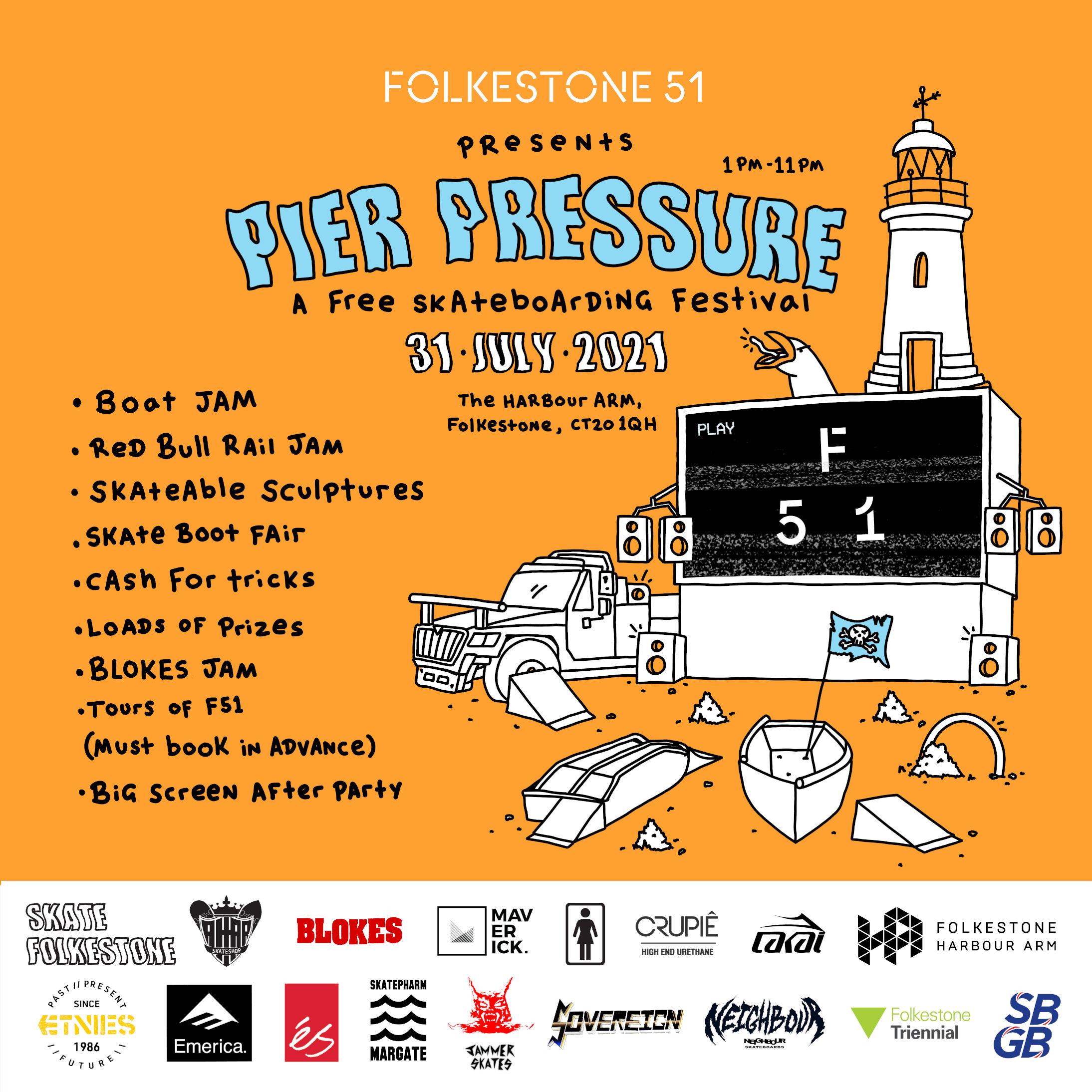 Pier Pressure July 31st 2021