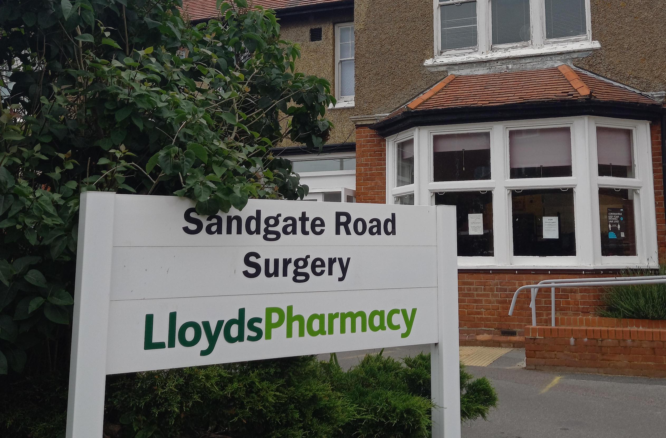 Sandgate Road Surgery Practicalities