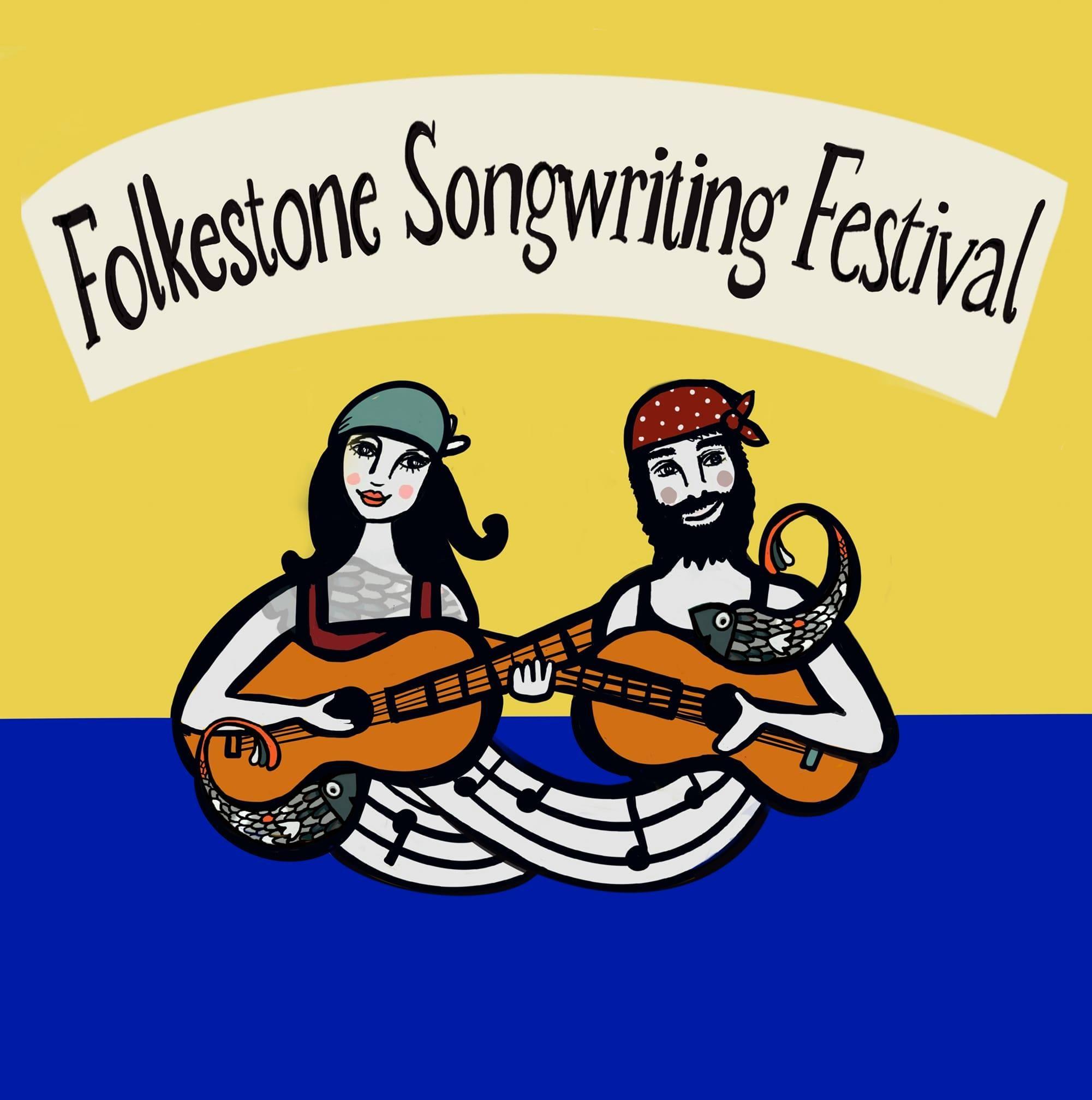 Folkestone Songwriting Festival Logo