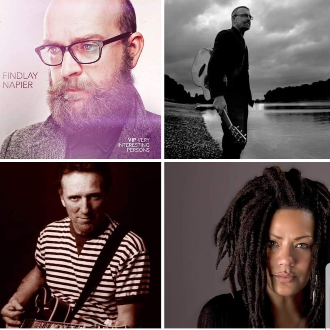 Songwriting Festival Tutors 2021