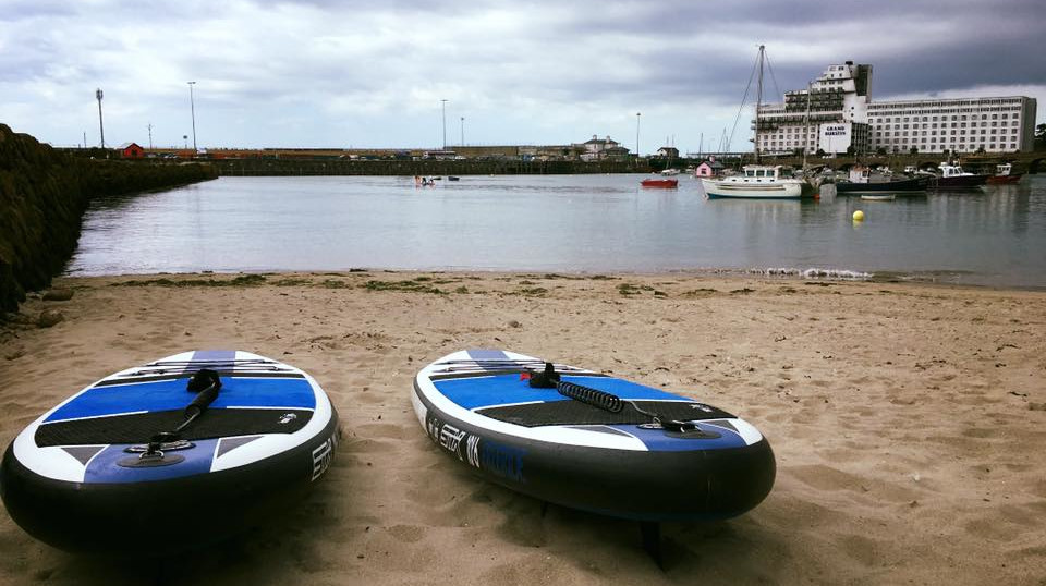 SUP Hub Paddle Boarding