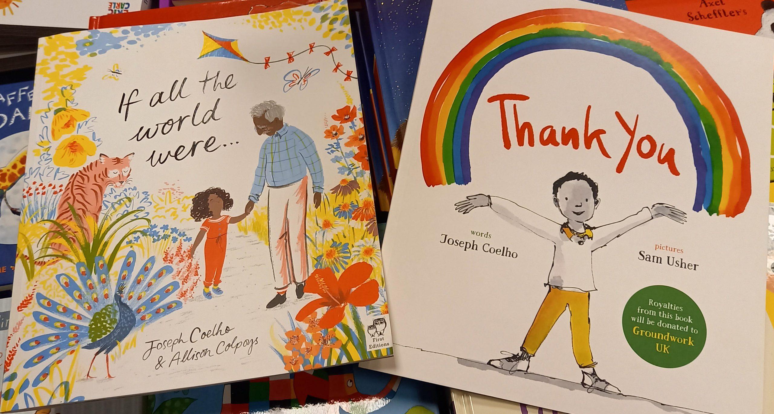 Joseph Coelho Books