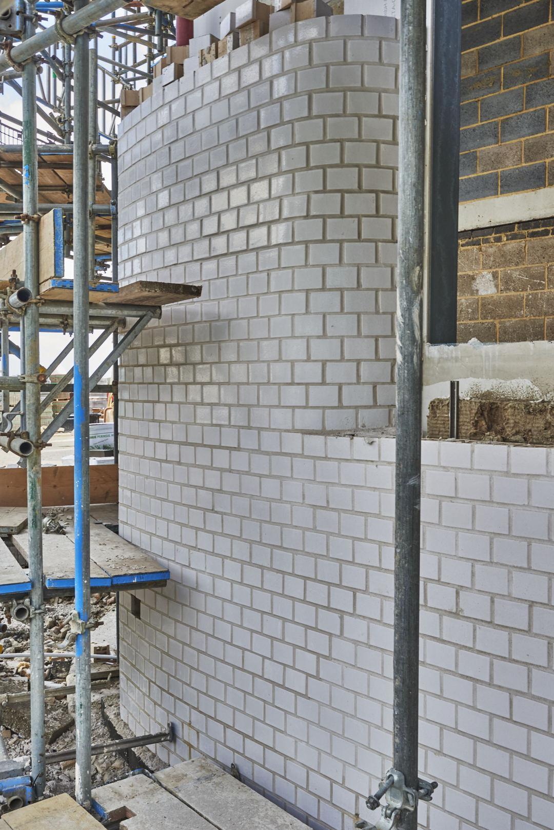 Glazed Brickwork